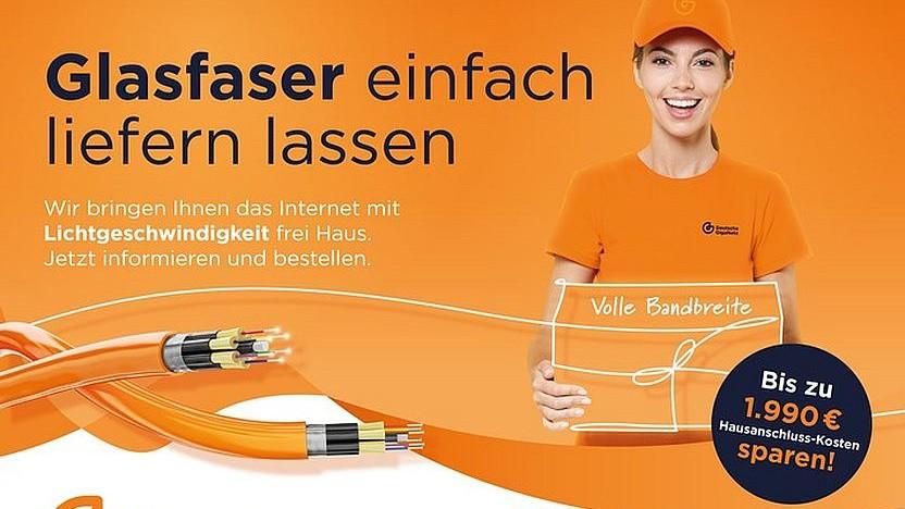 Werbebild von Deutsche Giganetz