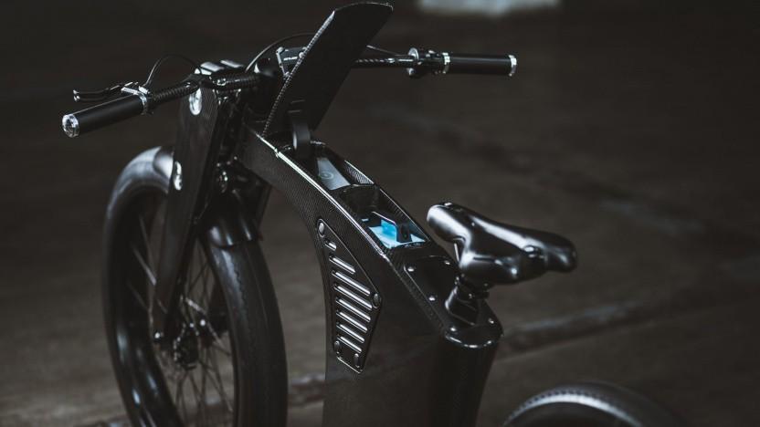 E-Bike von Crowncruiser