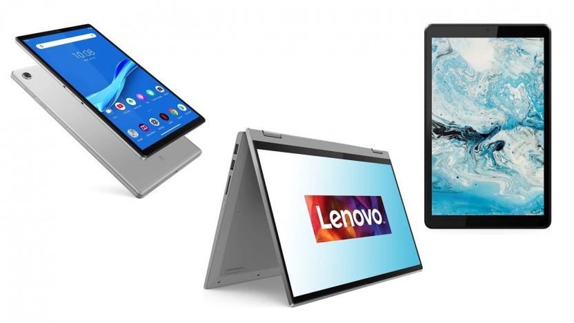 Tablets und Notebooks von Lenovo zu reduzierten Preisen bei Amazon.