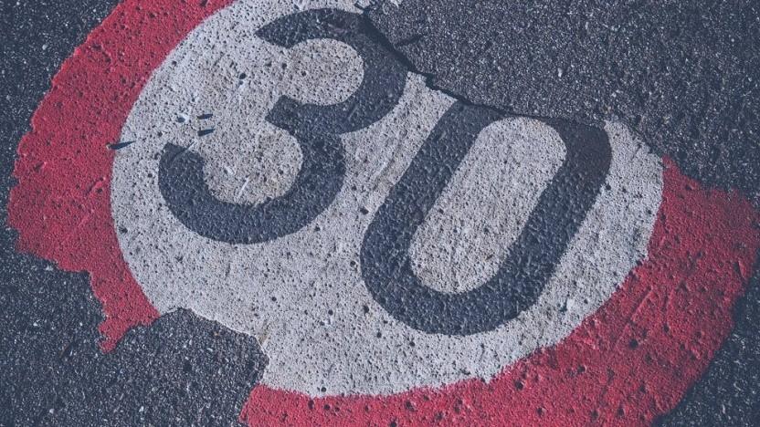 Tempo 30 in der Stadt soll zur Regel werden, Tempo 50 zur Ausnahme.