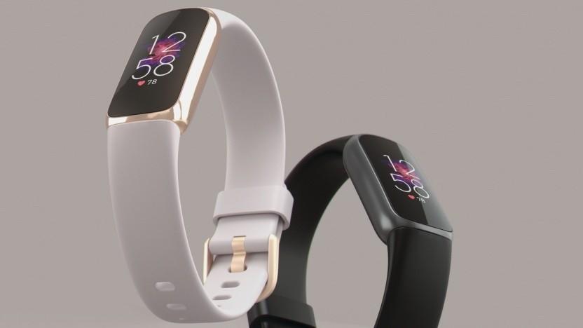 Der neue Fitnesstracker Fitbit Luxe
