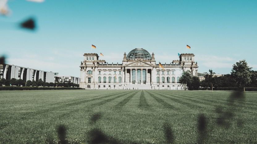 Auf dem Weg in den Bundestag die IT-Sicherheit nicht außer Acht lassen