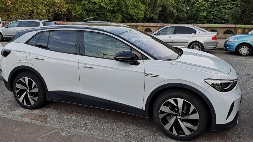 Elektroauto VW ID.4: VW übernimmt die Führung bei den E-Autos.