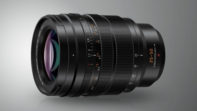 Leica DG Vario-Summilux 25-50mm / F1.7 ASPH.