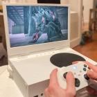 Xscreen: Xbox Series S wird mit Klappdisplay zum Next-Gen-Notebook