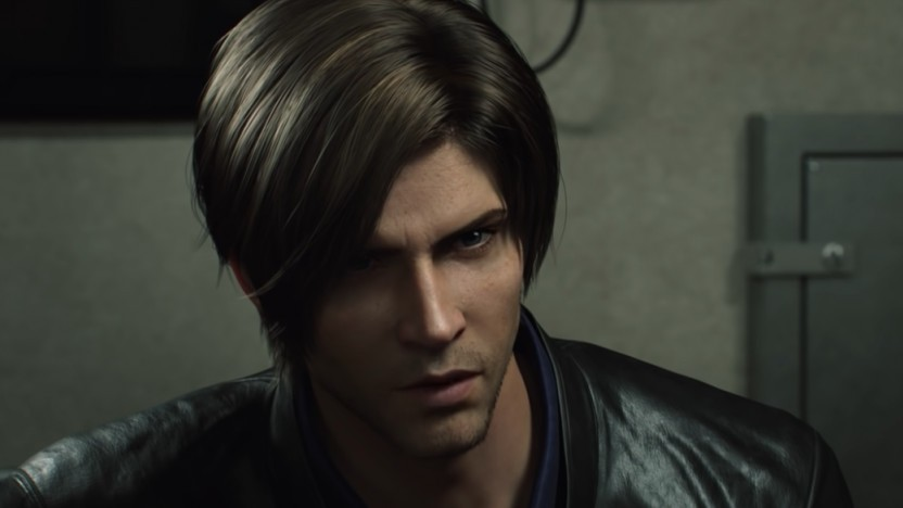 """I remember people screaming"", sagt Leon Kennedy im Trailer zu Resident Evil: Infinite Darkness"