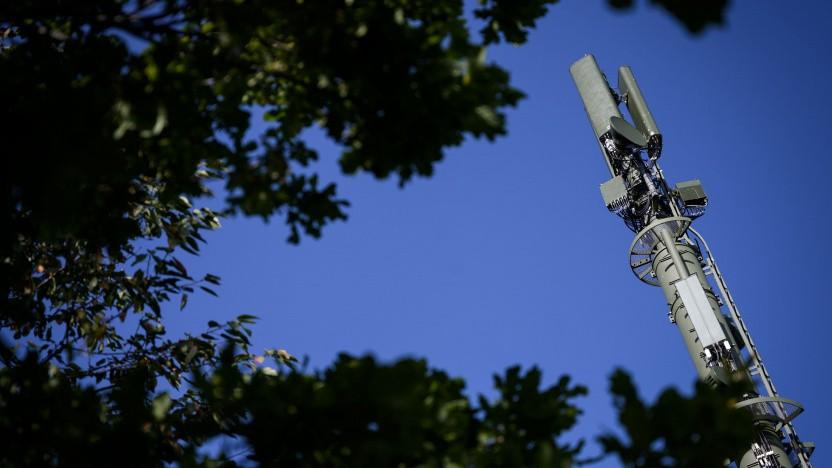 Mal sehen, wie die 6G-Antennen aussehen werden.