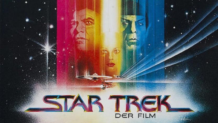 Star Trek: Der Film ist einer von vier Titeln, die neu aufgelegt werden.