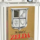 Nintendo: Legend of Zelda bringt Rekordsumme bei Versteigerung ein