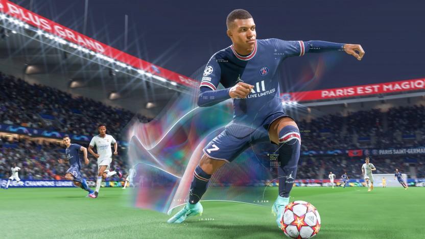 Artwork von Fifa 22