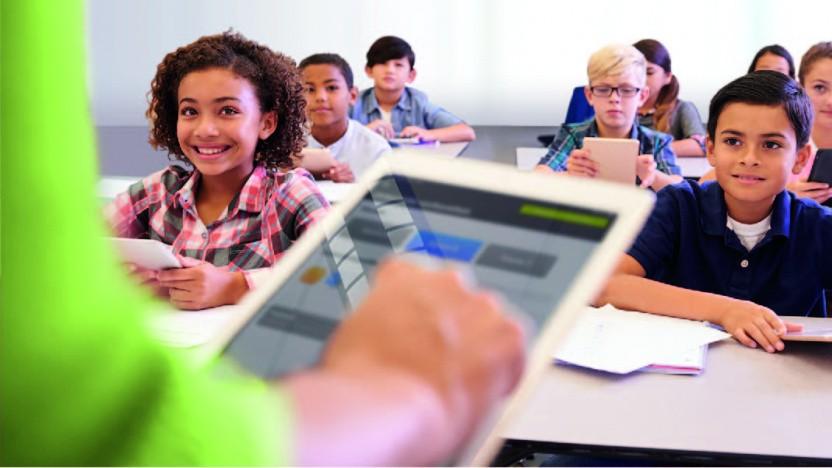 Lernen geht digital besser.