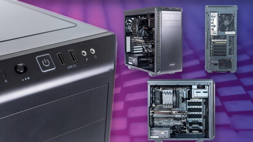Die konfigurierbaren Golem-PCs wurden im Preis reduziert.