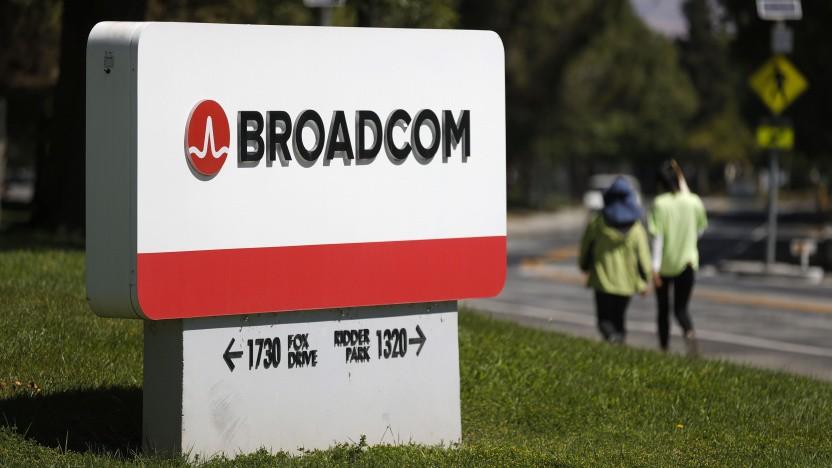 Broadcom-Standort in den USA