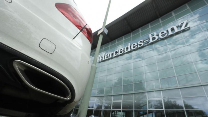 Die Abschalteinrichtungen von Daimler sind nicht grob sittenwidrig.