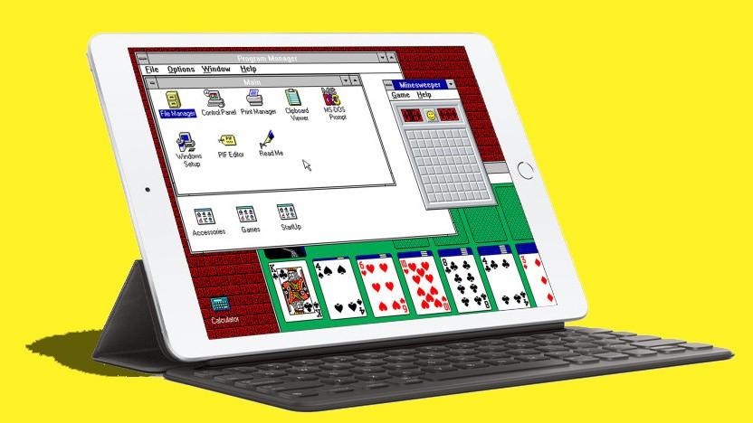 iPadOS-App iDOS