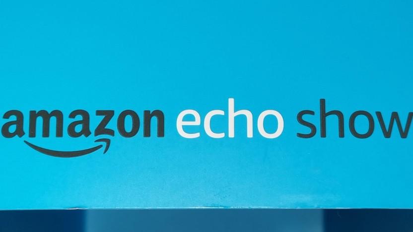 Der nächste Echo Show von Amazon könnte Radartechnik haben.