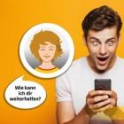 Marie: DHL eröffnet Kundenberatung bei Whatsapp