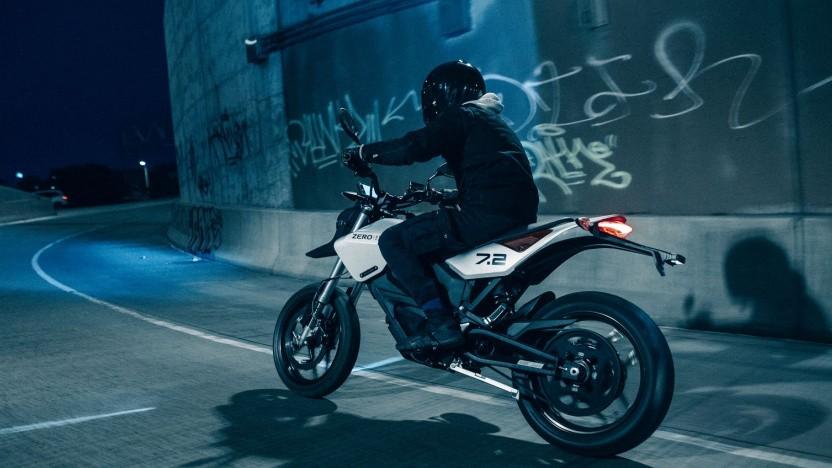Zero FXE: das Einstiegsmodell von Zero Motorcycles