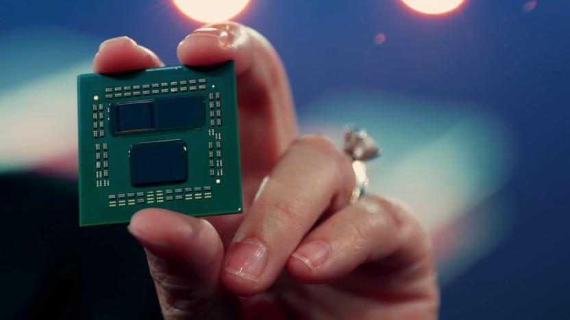 Eine Ryzen-CPU mit 3D-V-Cache