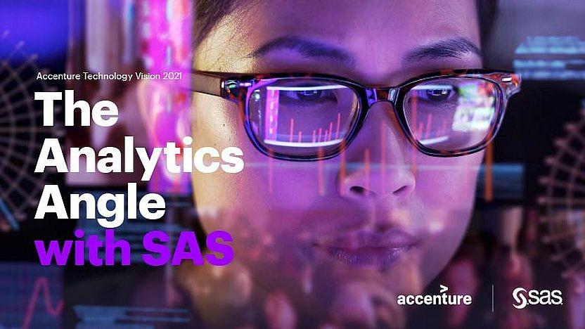 Werbebild von SAS Institute
