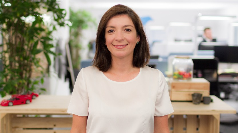 Francine Gervazio ist seit vier Jahren im Führungsteam von Avrios und seit Mai CEO.