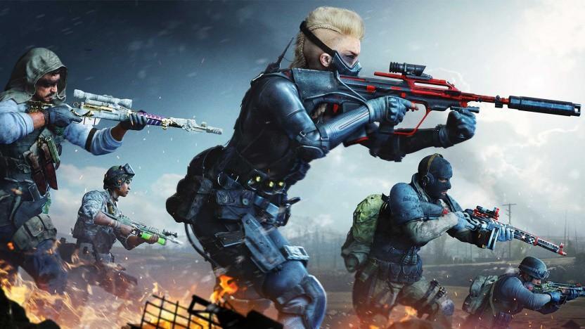 Artwork von Call of Duty