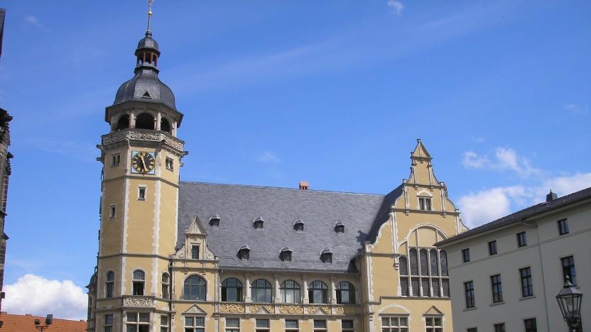 Rathaus in Köthen