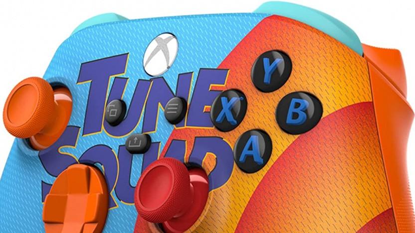 Spezialversion des Xbox-Series-X/S-Controllers