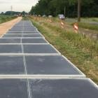 Utrecht: Längster Solarfahrradweg ist 300 Meter lang