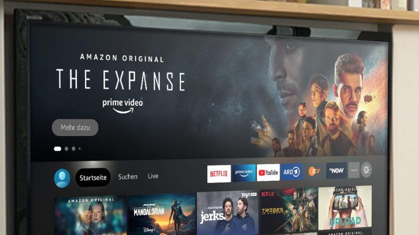 Der Fire TV Stick der zweiten Generation erhält das Update.