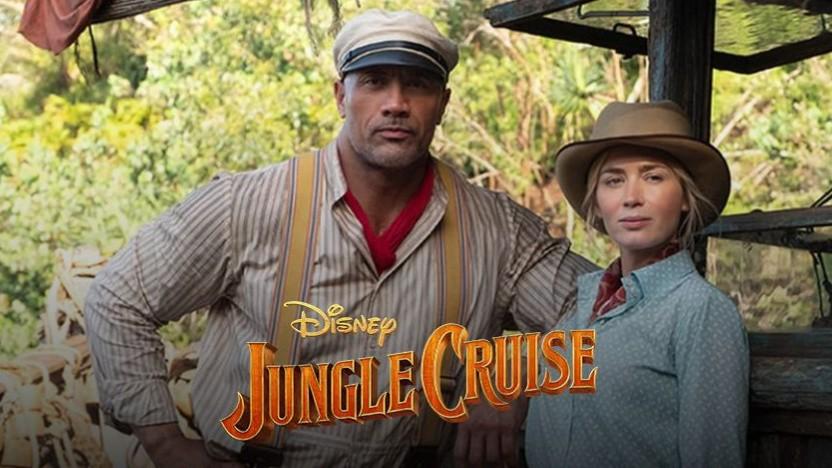 Jungle Cruise startet am 30. Juli bei Disney+.