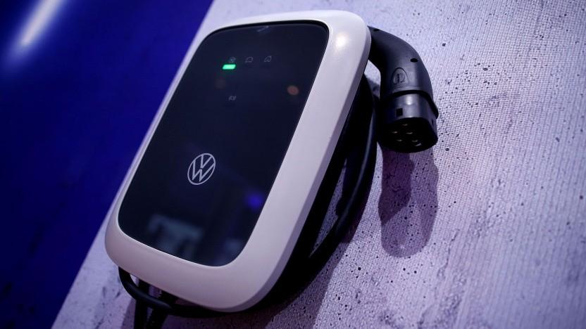 Wallbox von VW: rund 620.000 Anträge