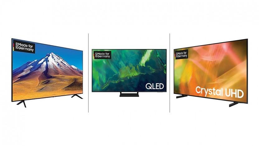Samsung-Fernseher zu Schnäppchenpreisen bei Amazon