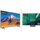 Anzeige: Samsung Fernseher zum Hammerpreis bei Amazon