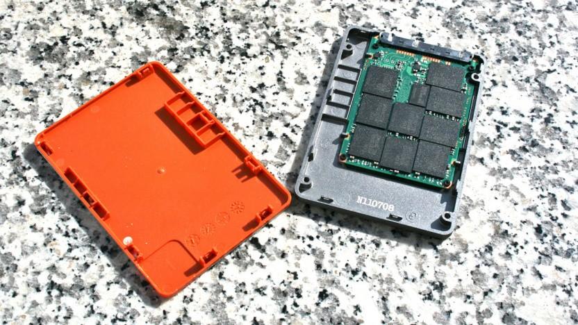 Die SSD 470 war Samsungs erste Consumer-SSD.