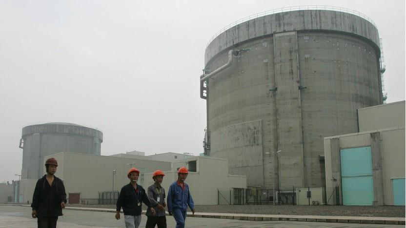 Chinesisches Atomkraftwerk (Symbolbild): Flüssigsalzreaktoren sollen effizienter und sicherer sein.