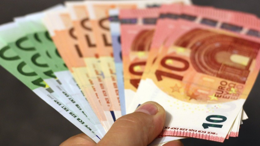 Bargeldzahlungen im Fokus