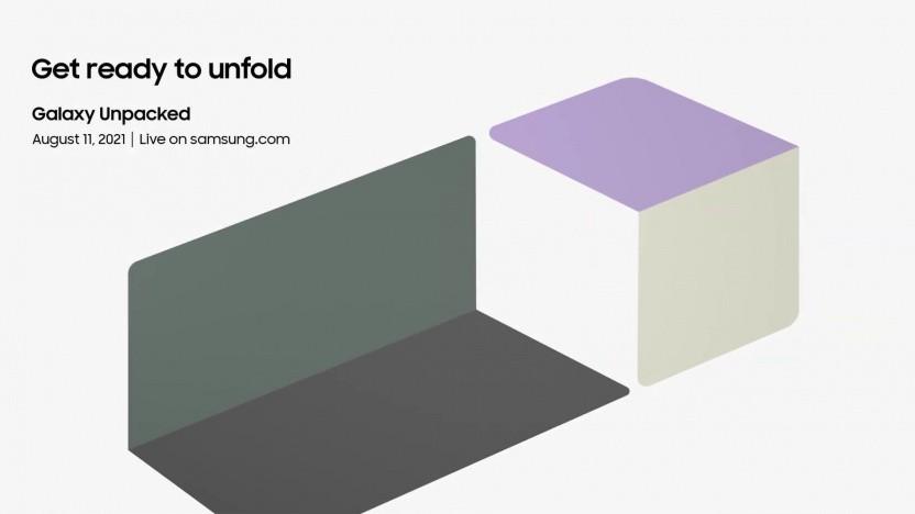 Samsung lädt zu einem virtuellen Unpacked-Event ein.