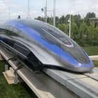 Schienenverkehr: Erster Serien-Magnetschwebezug in China fertiggestellt