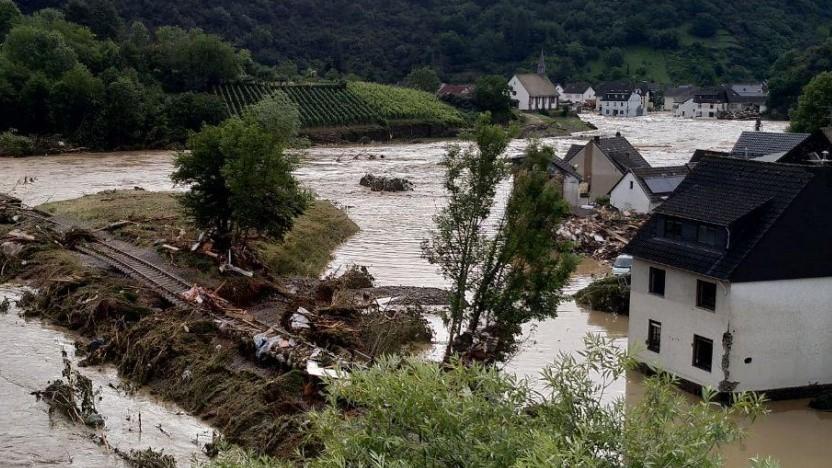 Unabhängige Warnungen vor Überschwemmungen macht die EU unnnötig schwer - die entsprechenden Daten sind für die Öffentlichkeit tabu.