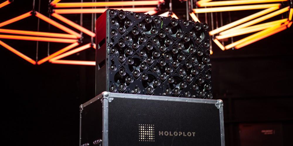 Holoplot angehört: Die Sound-Scheinwerfer