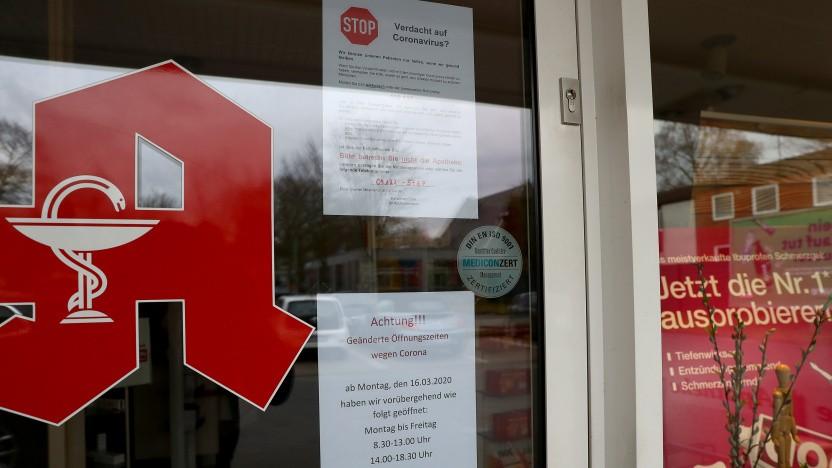 Apotheken können derzeit keine digitalen Impfnachweise ausgeben.
