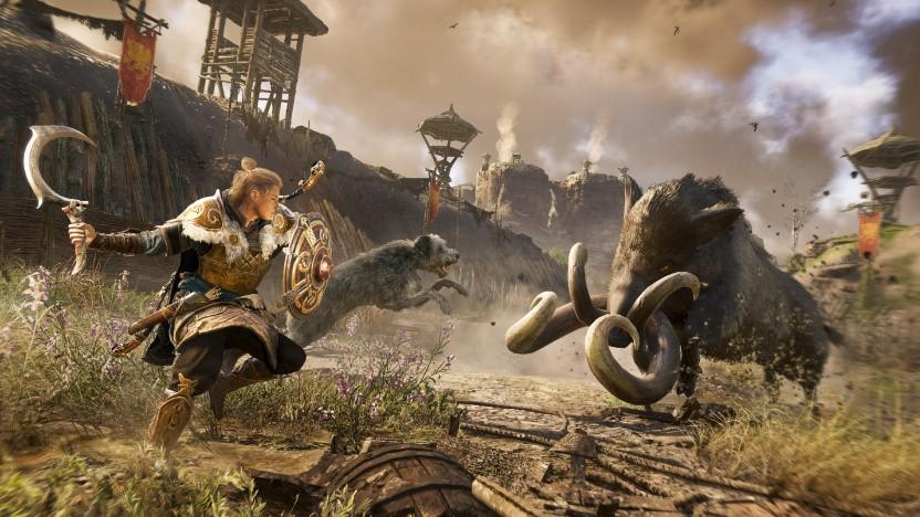Artwork von Assassin's Creed Valhalla