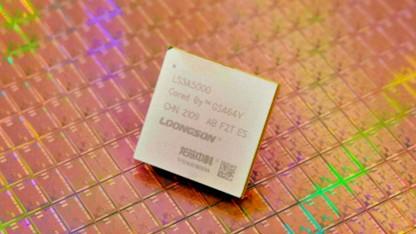 Loongson 3A5000: Chinesische Quadcore-CPU mit eigenem Befehlssatz