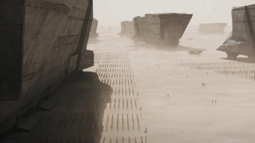 Der Science-Fiction-Film Dune wird auch im Streaming zu sehen sein.