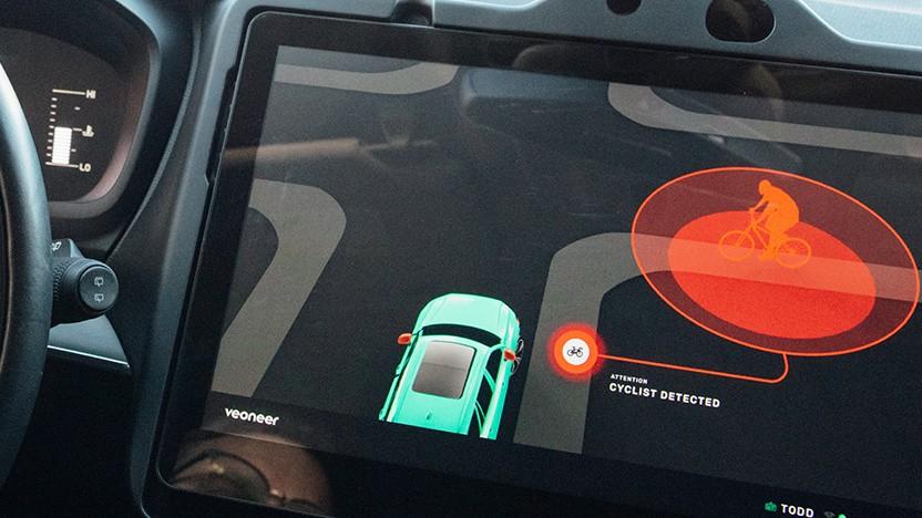 Assistenzfunktionen im Auto