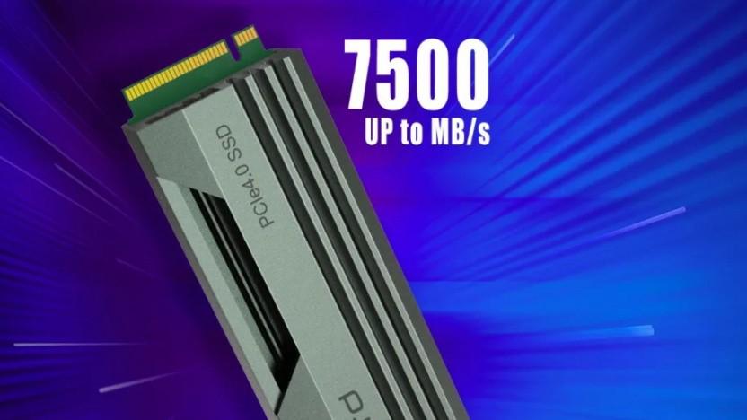 Die AN4-SSD nutzt YMTCs 128L-3D-NAND