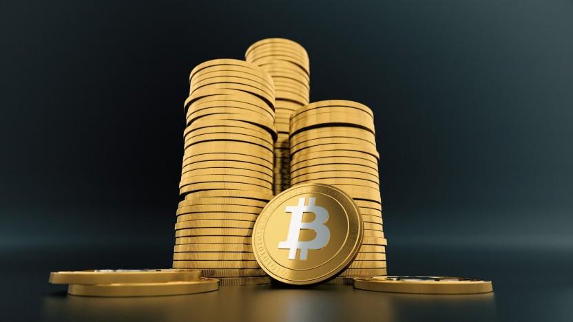 Mit dem Bitcoin geht es gerade mal wieder bergauf.