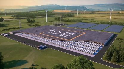 Form Energy: Eisen-Luft-Akku soll Energiespeicherprobleme lösen