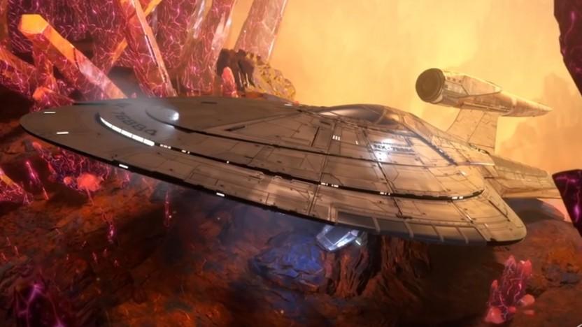 Star Trek: Prodigy führt eine neue Gruppe und ein neues Schiff ein.